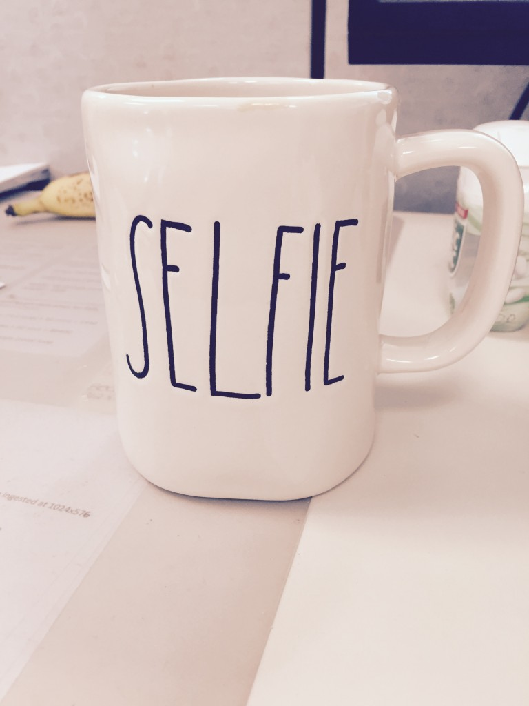 SelfieMug